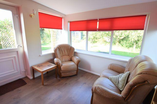 Garden Room of South Close, Pevensey Bay BN24