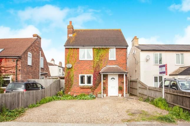 Thumbnail Detached house for sale in South View, Hersden, Canterbury, Kent