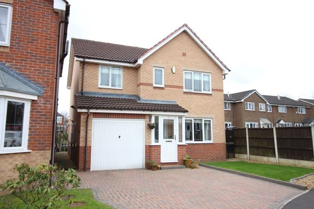 Thumbnail Detached house to rent in Hawes Close, Bury