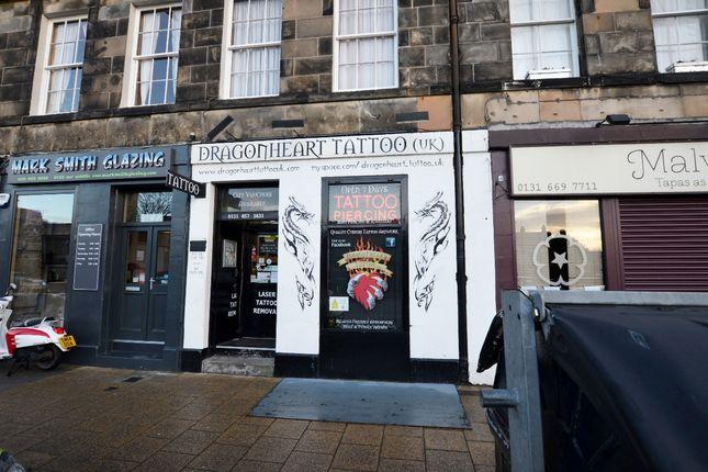 Thumbnail Commercial property for sale in High Street, Portobello, Edinburgh