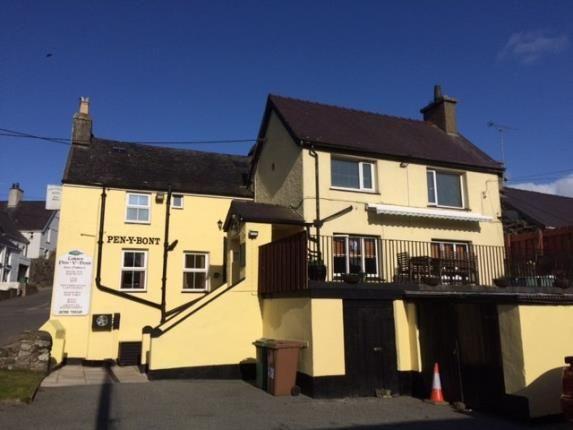 Thumbnail Detached house for sale in Tafarn Pen Y Bont, Sarn, Pwllheli, Gwynedd