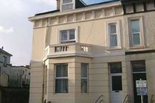 Thumbnail Flat to rent in Moor View Terrace, Plymouth