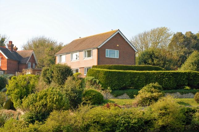 Thumbnail Detached house for sale in Coolinge Lane, Folkestone