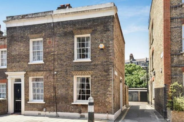 Thumbnail Terraced house to rent in Hayles Street, London