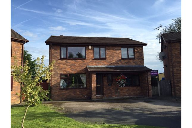 Thumbnail Detached house for sale in Meadow Park, Garstang, Preston