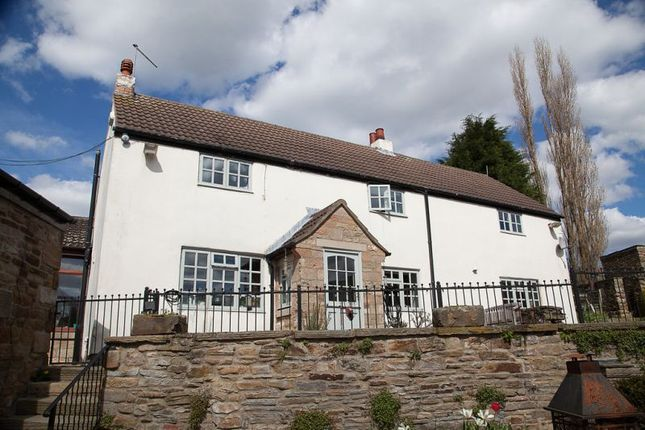 Thumbnail Farmhouse for sale in Dunston Road, Chesterfield
