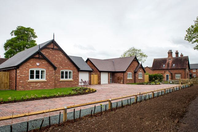 Thumbnail Detached house for sale in Shrewsbury Road, Baschurch