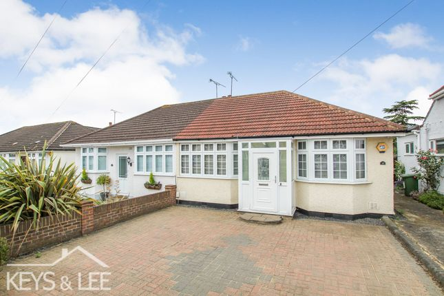 Semi-detached bungalow for sale in Court Avenue, Romford