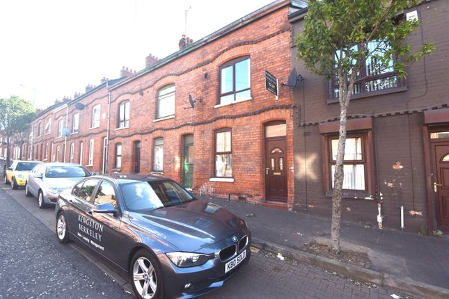 Thumbnail Terraced house to rent in Roden Street, Donegall Road, Belfast South