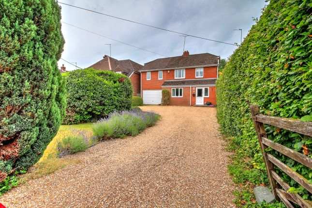 Thumbnail Detached house for sale in Wilsom Road, Alton