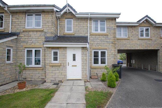 Thumbnail Terraced house to rent in Abbeydale Way, Oswaldtwistle, Accrington