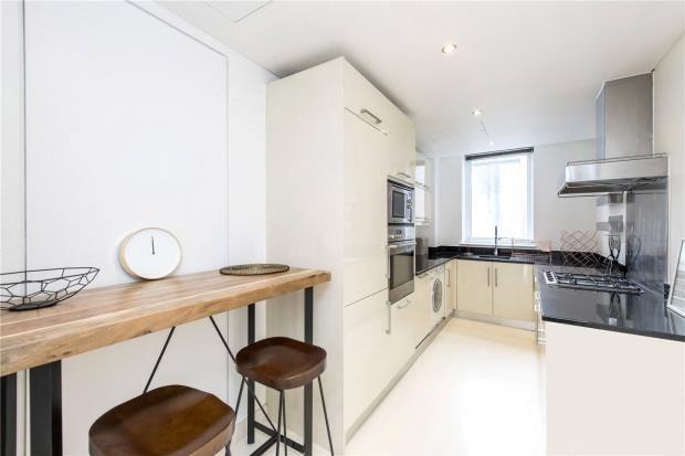 Kitchen of Latymer House, 134 Piccadilly, London W1J