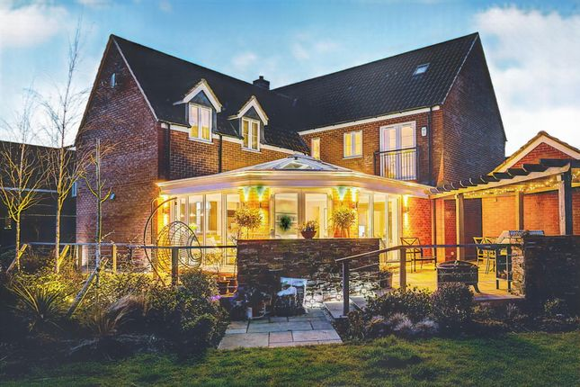 Thumbnail Detached house for sale in Bullrush Lane, Great Cambourne, Cambridge