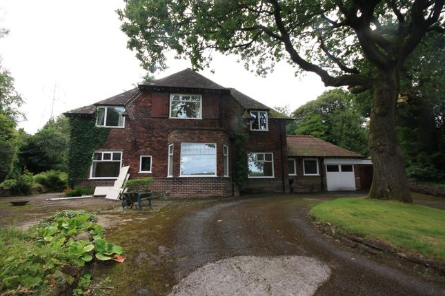 Thumbnail Detached house to rent in Grange Road, Bromley Cross