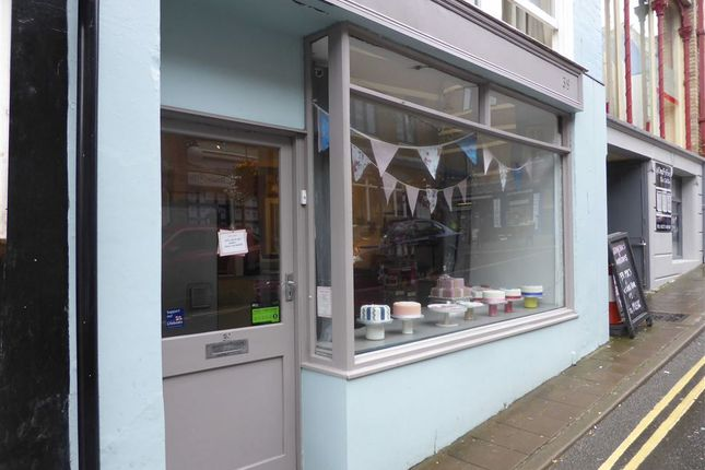 Retail premises for sale in Fore Street, Ilfracombe, Devon