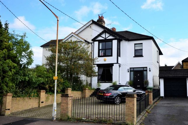 Thumbnail Semi-detached house for sale in Western Road, Billericay