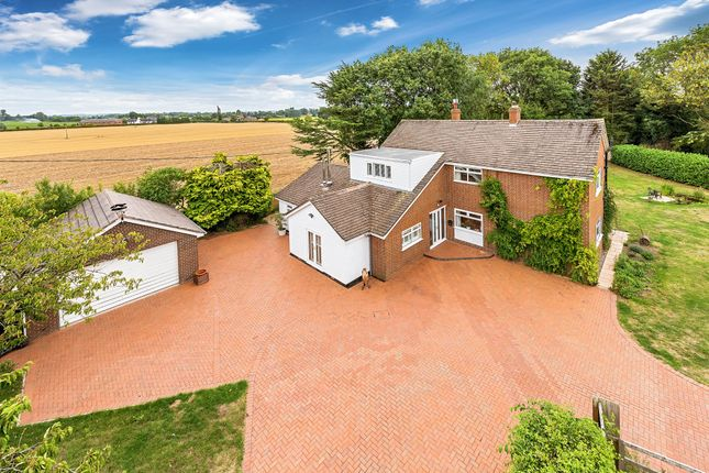 Thumbnail Detached house for sale in Little Bolas, Telford, Shropshire