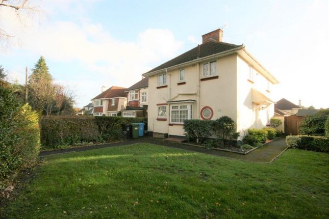 Thumbnail Detached house for sale in Frankland Crescent, Canford Cliffs, Poole