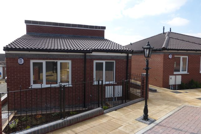 Thumbnail Detached bungalow for sale in Hockley Road, Wilnecote, Tamworth
