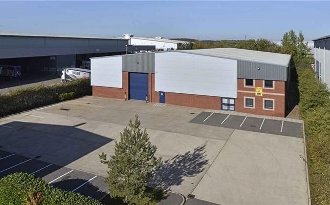 Light industrial to let in Unit 5, Euro Court, Wakefield Europort, Normanton, West Yorkshire
