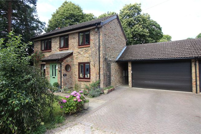 Thumbnail Detached house for sale in Forest End Road, Sandhurst, Berkshire