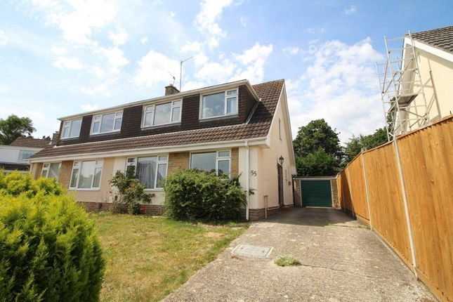 Thumbnail Property to rent in South Western Crescent, Lower Parkstone, Poole