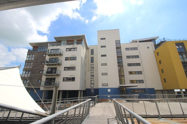 Thumbnail Flat for sale in Midway Quay, North Harbour, Eastbourne