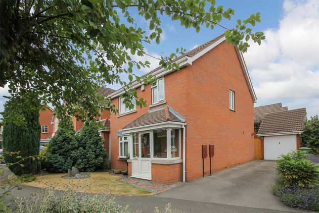 Thumbnail Detached house for sale in Pool View, Rushall, Walsall