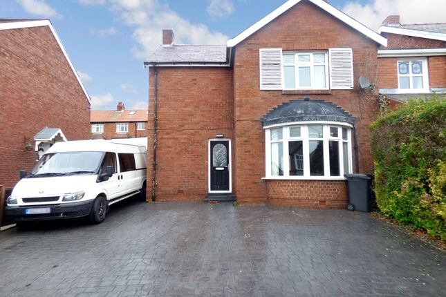 Thumbnail Detached house for sale in South Riggs, Bedlington