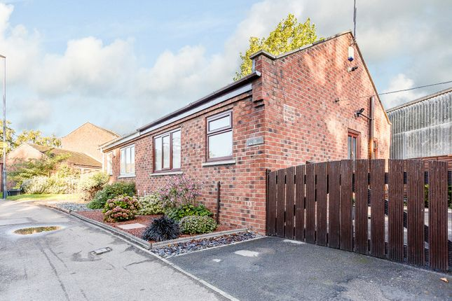 Thumbnail Semi-detached bungalow for sale in New Millgate, Selby