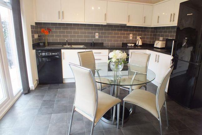 Kitchen of Sandiacre Avenue, Sandyford, Stoke-On-Trent ST6