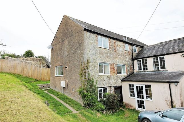 Thumbnail Terraced house to rent in Mill Lane, Forton, Nr Chard