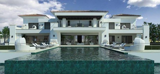 Thumbnail Villa for sale in D-Zone, Sotogrande Alto, Andalucia, Spain