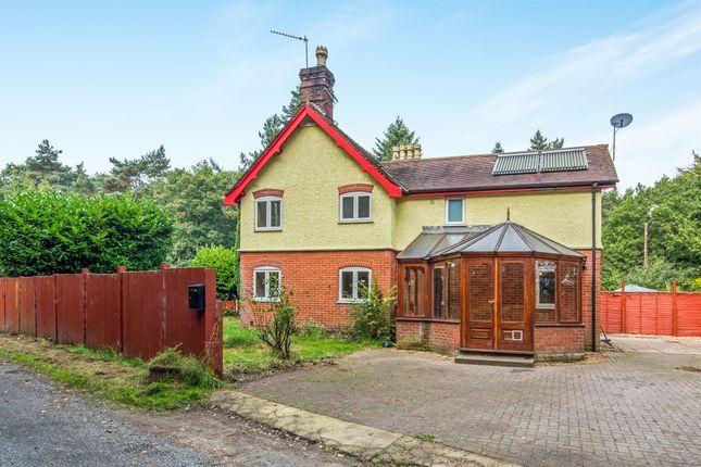 Thumbnail Property for sale in Sankence, Aylsham, Norwich