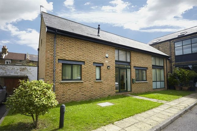 Thumbnail End terrace house for sale in Farriers Mews, London
