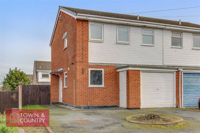 3 bed semi-detached house for sale in Machynlleth Way, Connahs Quay, Deeside, Flintshire CH5