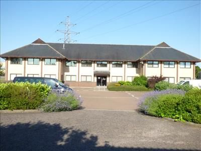 Office to let in Oakpark Business Centre, Alington Road, St. Neots, Cambs