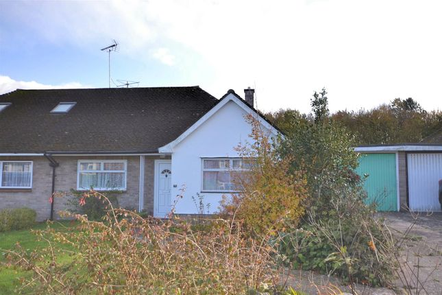 Thumbnail Semi-detached bungalow for sale in Weatherbury Way, Dorchester