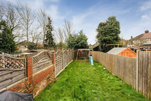 Garden of Royal Oak Road, Bexleyheath DA6