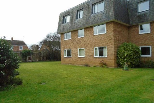 Thumbnail Flat to rent in Manor Lodge, Manor Drive, Kempston
