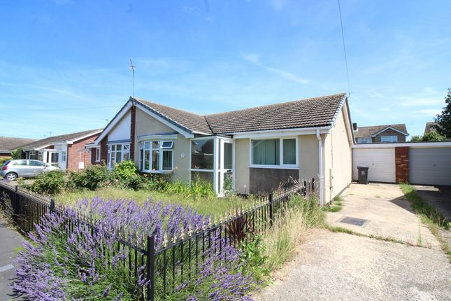2 bed semi-detached bungalow for sale in Lawnswood Drive, Caister-On-Sea, Great Yarmouth NR30
