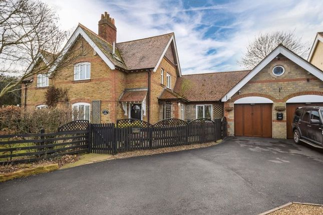 Thumbnail Detached house for sale in Lower Ecton Lane, Great Billing, Northampton