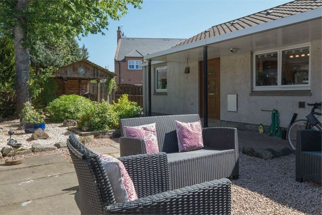 Thumbnail Detached bungalow for sale in Dunlappie Road, Edzell, Brechin, Angus