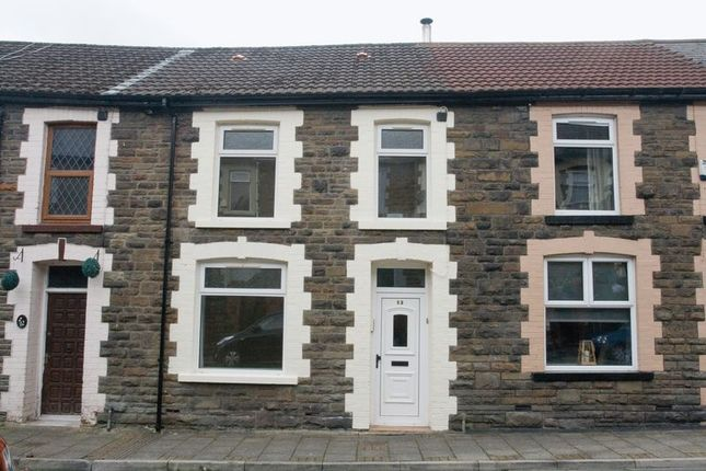 Thumbnail Terraced house for sale in Kenry Street, Treorchy