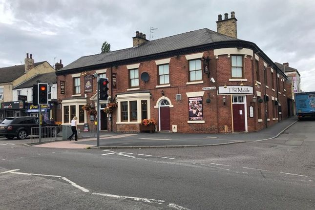 Thumbnail Pub/bar for sale in Inn The Middle, Langley Mill, Nottingham