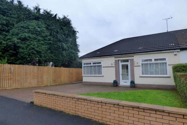 3 bed semi-detached house for sale in Fruin Road, Glasgow