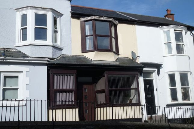 Thumbnail Terraced house to rent in Meddon Street, Bideford