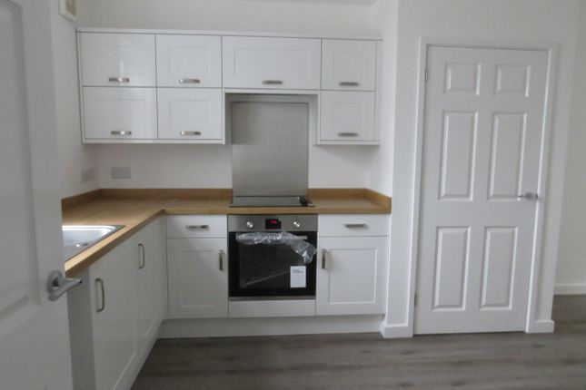 Flat to rent in Harborough Road, Kibworth Harcourt, Leicester