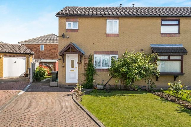 Thumbnail Semi-detached house to rent in Sandall View, Dinnington, Sheffield