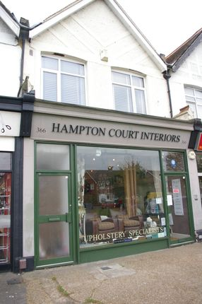 Thumbnail Retail premises for sale in Walton Road, West Molesey, Surrey